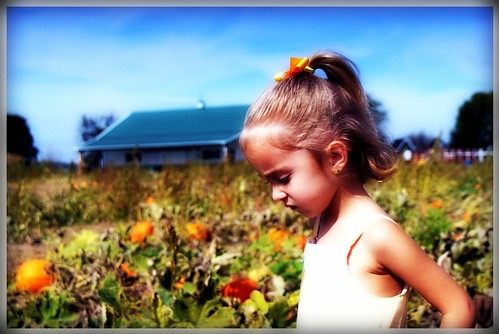 Thoughts of a little girl