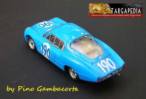 Flickriver: Photoset 'Mini Targa Florio 1964 Alpine Renault
