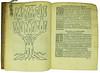 Woodcuts and annotations in Publicius, Jacobus: Ars oratoria, ars epistolandi et ars memorativa