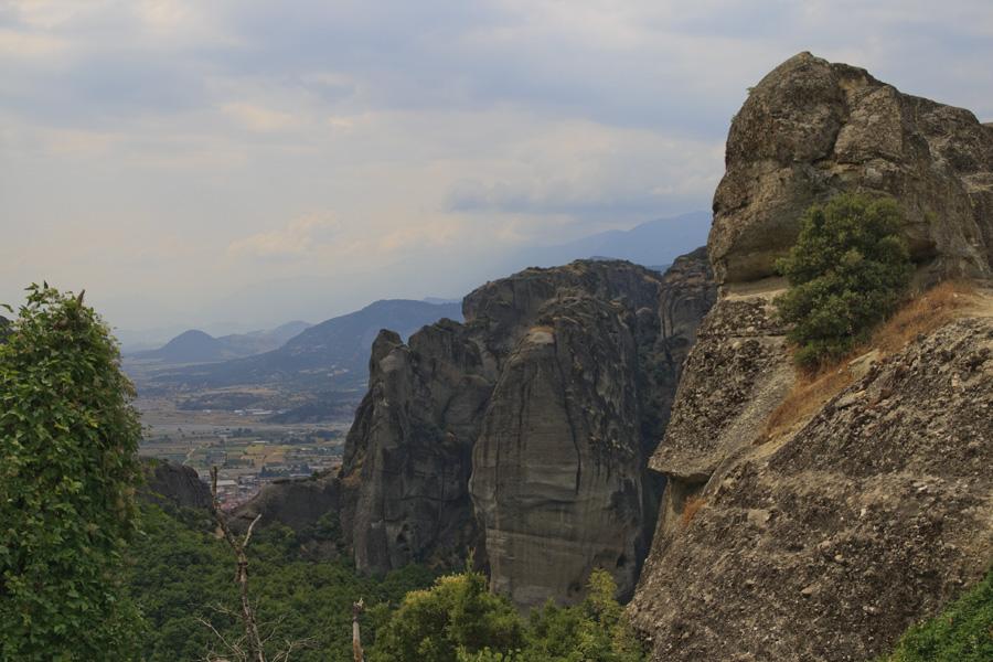 Meteora / Klasztory Meteora / Greece