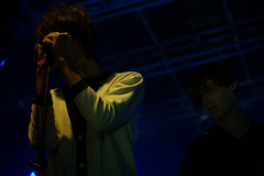 The Horrors @ Offset 09 (daddsy) Tags: park music london festival concert live country east 2009 offset horrors the hainault thehorrors lastfm:event=976631
