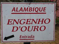 Engenho d'Ouro, Paraty, Brasil