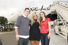 Me, Pixie Lott and Sam (CU-Photography) Tags: berlin private album jet pixie craig launch samantha usher lott mcferren