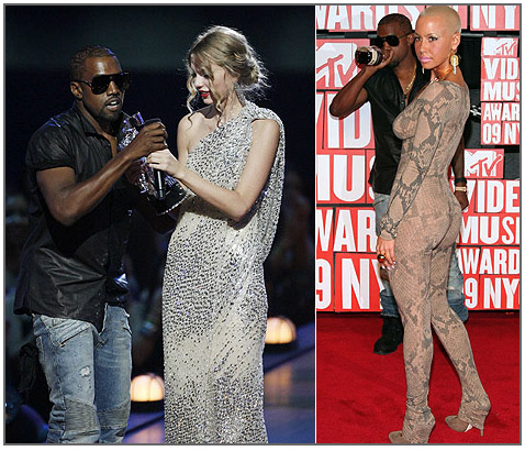 Kanye West Hennessy Taylor Swift