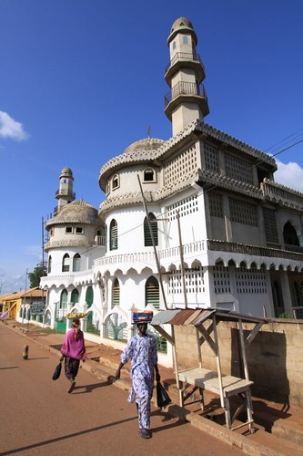 Tamale mosque...