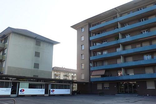 Building, Luzern Str., Solothurn