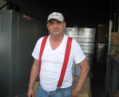 Head Brewer, Dennis Clack