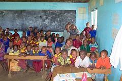 A Mara Rianda Classroom Kenya