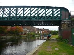 Rail Bridge over the River Lee Navigation (Richard and Gill) Tags: bridge london canal railway e17 navigation clapton walthamstow leavalley leevalley riverlea riverlee walthamstowmarshes