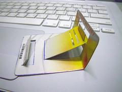 card 手機座 DIY