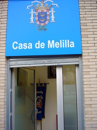 Casa de Melilla en Barcelona