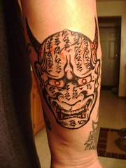 japanese tattoo (tatzbyjustin) Tags: tattoo japanese cool tattoos awsome devil tatoos pimp tatoo tat tats tatz