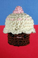 mocha (callie callie jump jump) Tags: cute kids children toy cupcakes stuffed vermont handmade crochet yarn cupcake kawaii amigurumi