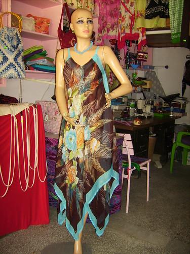 yemeni elbise