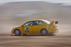 _MG_3845 (Marvin Balaoro) Tags: sports car race track dirt autocross mitsubishi 59 rallycross lancerevo