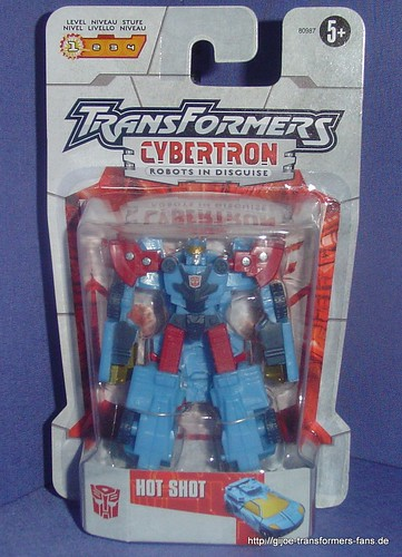 Hot-Shot-Blau   Cybertron Legends  Transformers 001