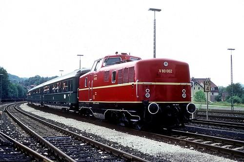 V80 002  Neukirchen b.S.R.  17.08.85