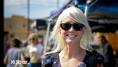 HiStyley l Melrose Trading Post Street Style #243 (HiStyley) Tags: california ca street city portrait people girl sunglasses fashion la necklace losangeles women style 09 hollywood 2009 wayfarer streetfashion streetstyle melrosetradingpost histyley taylorjacobson