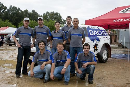 Bonafonte Dacia-Palma del Río