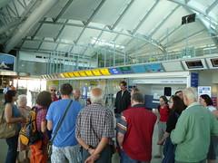 Exkurze na letiště Tuřany, 11. 5. 2011