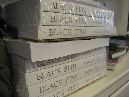 black fish galore!
