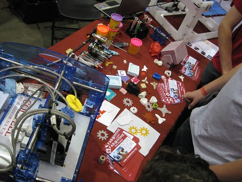MakerFaire2011 - 088 by oskay, on Flickr