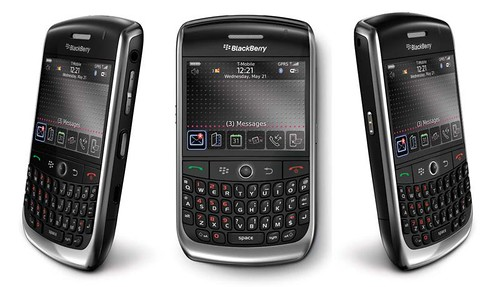 Blackberry 8900: El Smartphone Javelin
