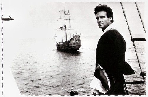 Steve Reeves in Morgan il pirata (1960)