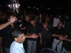 P1010897 (Art of Tahir) Tags: street israel maurice religion shia muharram ashura procession moris mauritius manifestation gaza matam ashoura portlouis moharram protestation ashurah khoja azadari matamdari ashourah