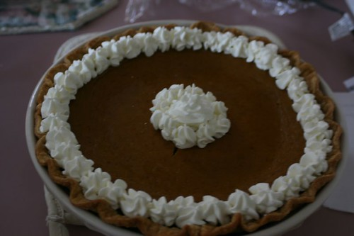 My First Pumpkin Pie