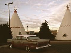 The Wigwam Motel, AZ (Argyle Dinosaur) Tags: arizona motel holbrook wigwam