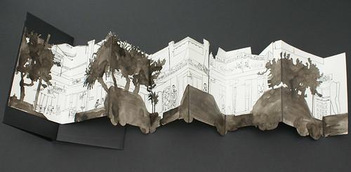 The Jetty Strip - Unique Artists Book