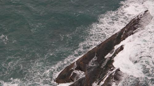 023.浪花拍岸南雅奇岩