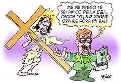 Carità cristiana VS carità padana