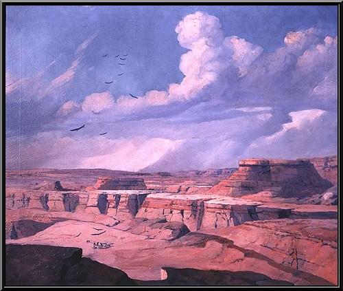 Palo Duro Canyon (Franz Strahalm (1879 - 1935)