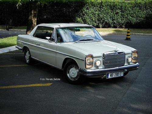 Mercedes-Benz 280 C 1972