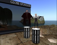 SL Shakespeare 2009 HoloLight