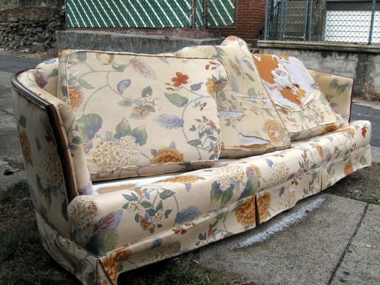 Old Couch (Click to enlarge)