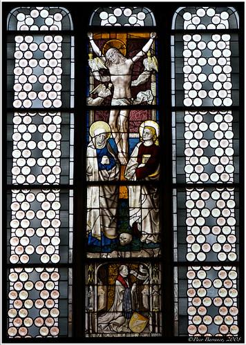 vitrales goticos: