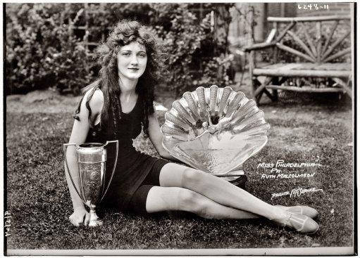 Ruth Malcomson 1924