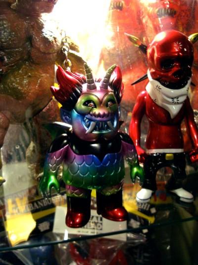 LASH Custom Circus Ojo Rojo
