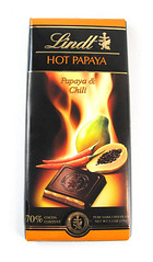 Lindt Hot Papaya