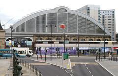 Liverpool Lime Street Station (Neil Pulling) Tags: station liverpool railway railwaystation limestreet liverpoollimestreet
