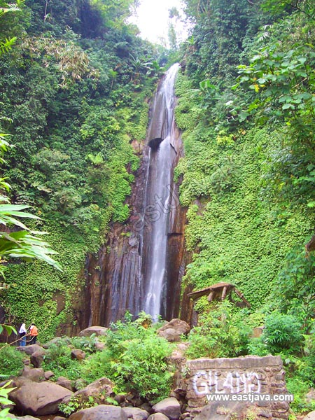 Coban Cangu Waterfall - Mojokerto