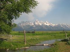 Grand Teton National Park (Redbeard Math Pirate) Tags: mountain mountains grandteton grandtetonnationalpark mormonrow