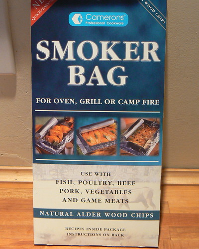 Smoker Bag test
