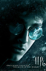 HP and the Half Blood Prince poster