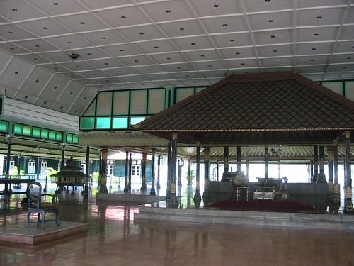 Grote Hall van het Kraton