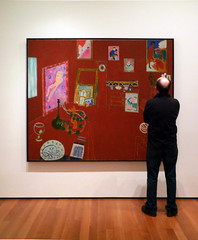 Matisse, Red Studio with Viewer