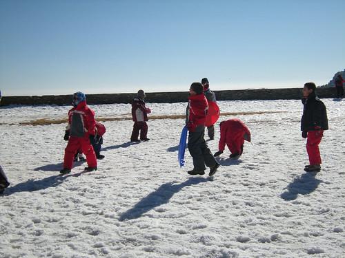 Tirar-se neu